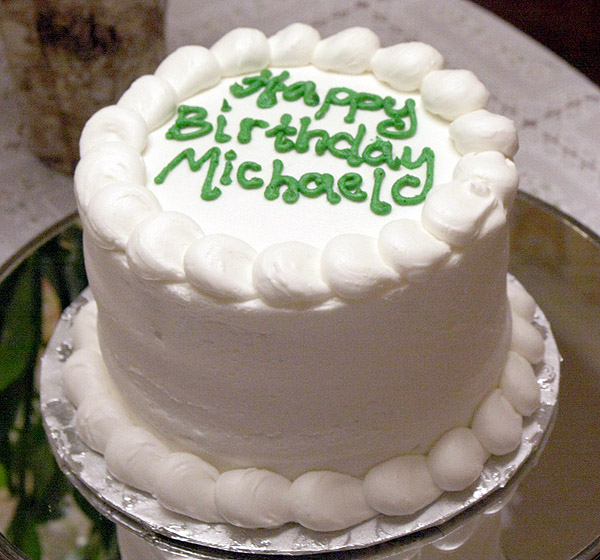 Birthday Cake Images Michael : VO-BB.com :: View topic - Bustin  Out Some June Cake