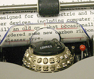 IBM Selectric Typing Ball