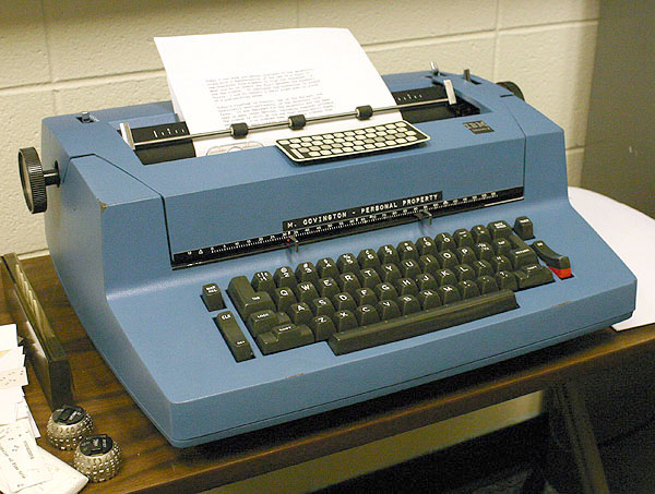 ibm selectric typewriter resource page rh covingtoninnovations com IBM Selectric Type Balls ibm selectric repair manual